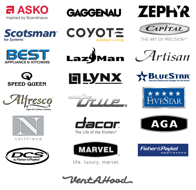 Other Appliance Brands